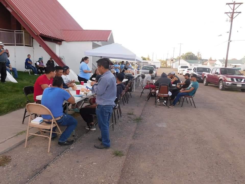 Migrant Farmer Outreach Meal 2020